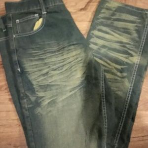 Other - NWT Jeans with designs